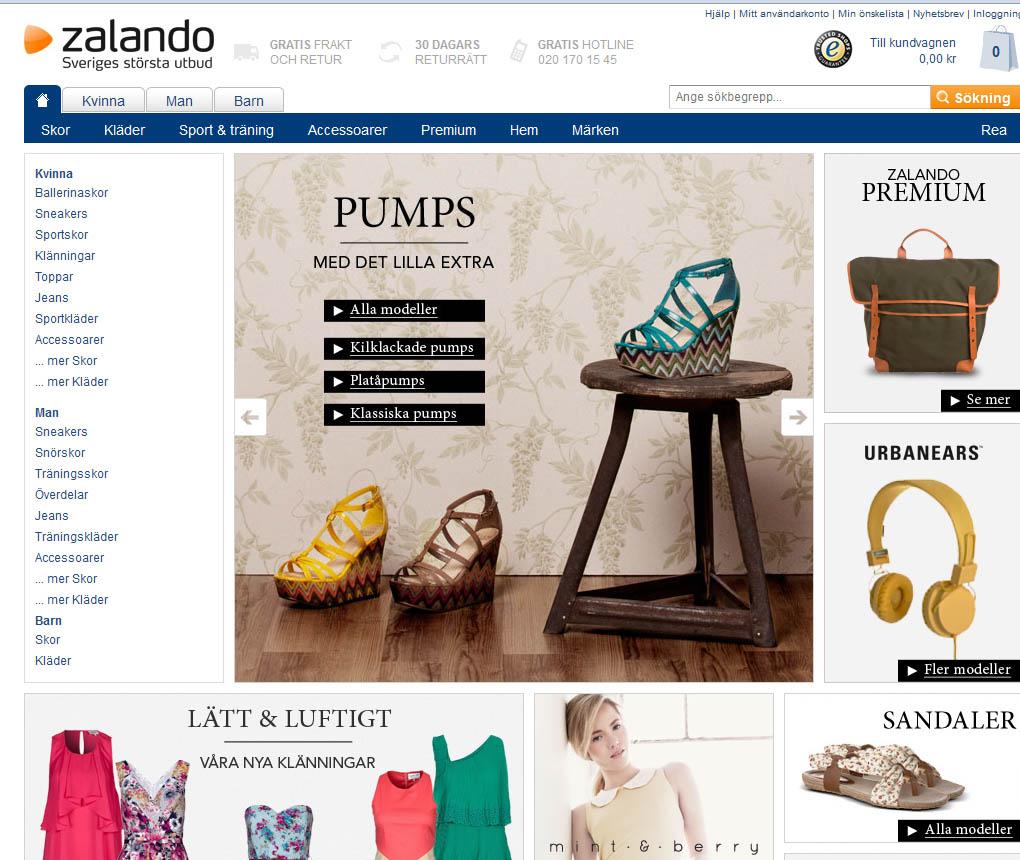 974c5b6b Ny butik – Zalando   Linda Klinton Blog