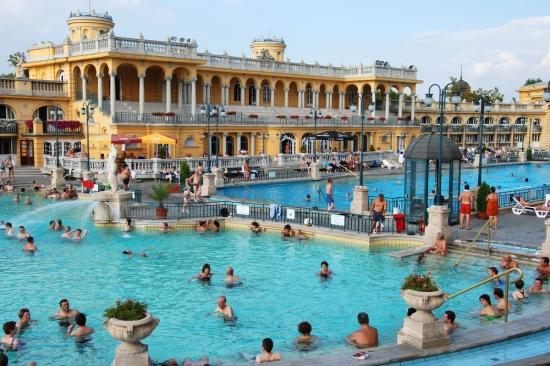 Budapest-Spa